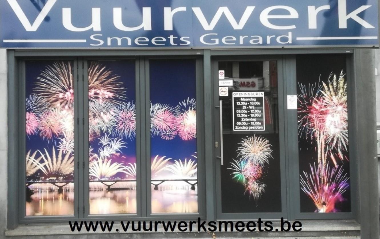 Vuurwerk Gerard Smeets